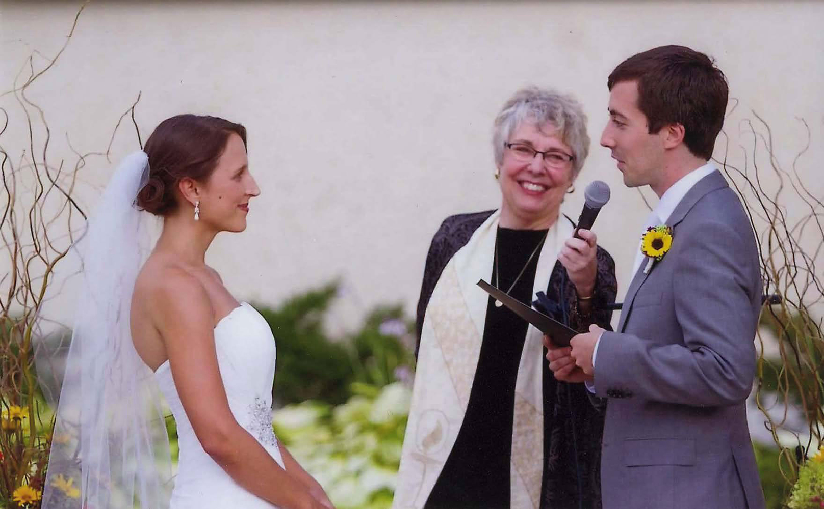 Wedding Ceremony Samples  Officiant Eric