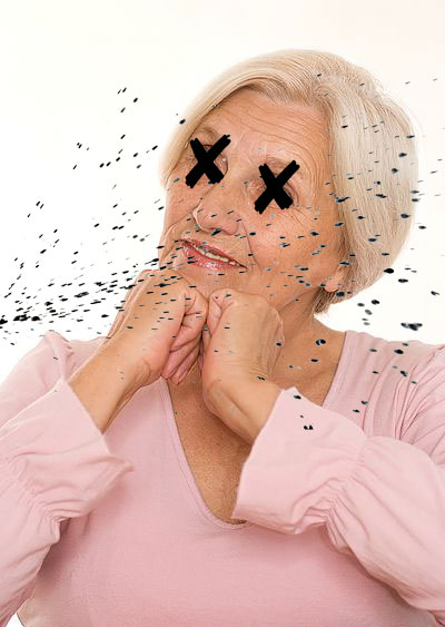infected aunt